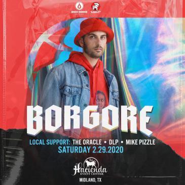 Borgore - MIDLAND/ODESSA: Main Image