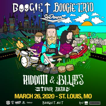 Boogie T - ST. LOUIS - CANCELLED: Main Image