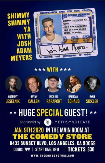 Anthony Jeselnik, Bryan Callen, Brendan Schaub, +more!: Main Image