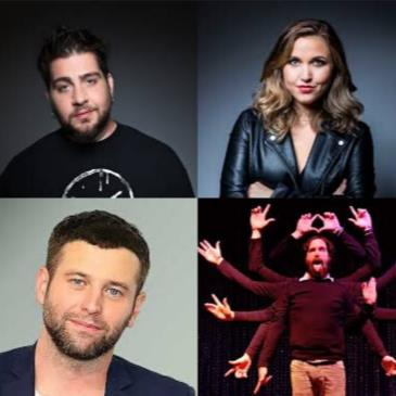 Big Jay Oakerson, Taylor Tomlinson, Duncan Trussell +more-img