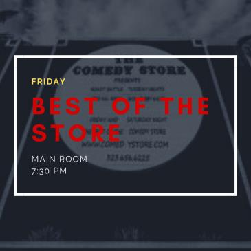 Best of The Store - 7:30PM-img