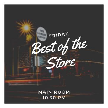 Best of the Store - 10:30PM-img