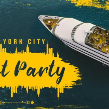 NYC #1 Boat Party around Manhattan: Statue of Liberty Cruise-img
