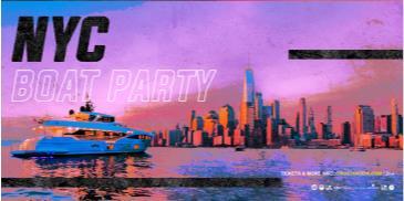 NYC #1 Boat Party around Manhattan: Statue of Liberty Cruise: Main Image