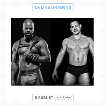 Tom of Finland Foundation Drawing Session ONLINE: Main Image