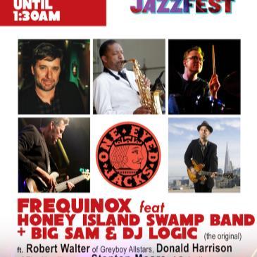 FREQUINOX (+ HONEY ISLAND SWAMP BAND) & BIG SAM + DJ LOGIC-img