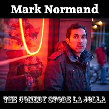 Mark Normand  Thursday 7:30pm: Main Image