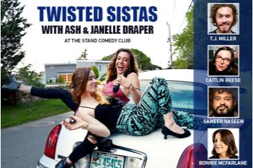 The Draper Sisters w/ Ash & Janelle!: Main Image