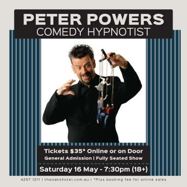 Peter Powers - Comedy Hypnotist-img