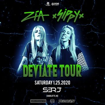 Zia & Sippy - CHARLOTTE:
