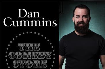 Cancelled: Dan Cummins  Saturday 9:45: Main Image