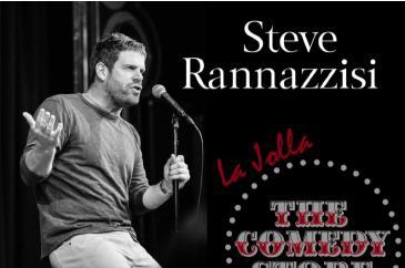 Steve Rannazzisi  Saturday 7:30: Main Image