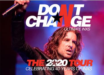 "DON""T CHANGE - ULTIMATE INXS: Main Image"