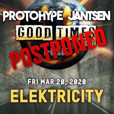 PROTOHYPE + JANTSEN - Postponed: Main Image