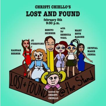 Christi Chiello's Lost & Found!: Main Image