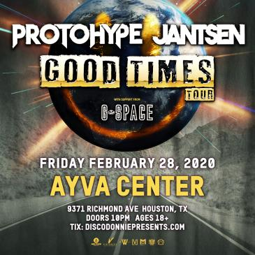 Protohype + Jantsen + G Space - HOUSTON-img