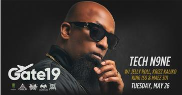 Tech N9ne feat Krizz Kaliko: Main Image