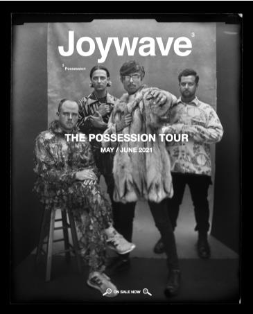 RESCHEDULED:101X Chillville Presents: Joywave: Main Image