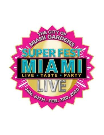 SuperFest Miami Live 2020: Main Image