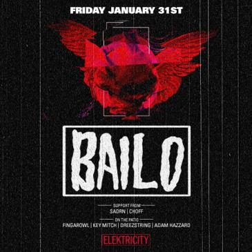 BAILO (Limited Free w/ RSVP Before 11PM): Main Image