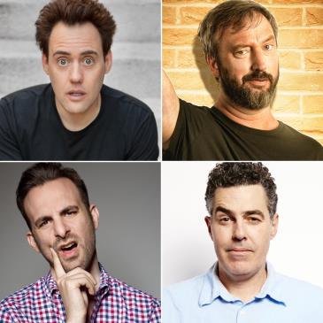 Tom Green, Adam Carolla, Orny Adams, Brian Monarch and more!: Main Image
