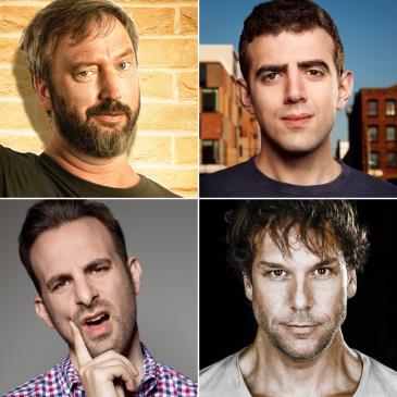 Sam Morril, Dane Cook, Tom Green, Brian Monarch and More!: Main Image
