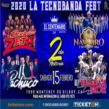 TECNO BANDA FEST 2