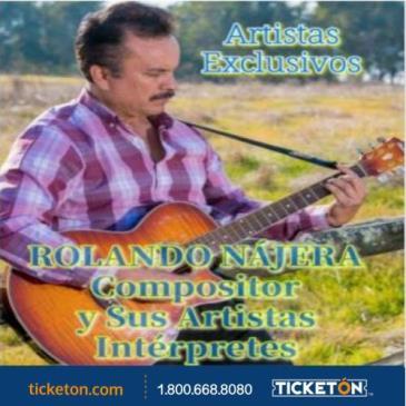 ROLANDO NAJERA Y SUS INTERPRETES