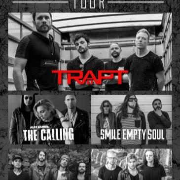 Trapt, The Calling, Tantric, Smile Empty Soul, Psychovillage-img