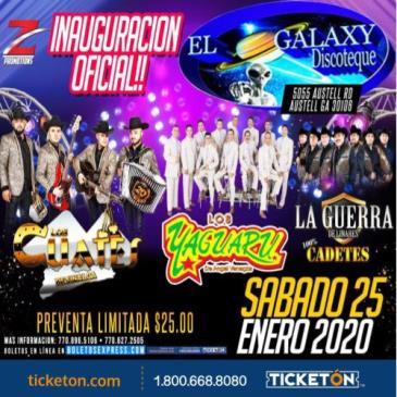 LOS CUATES, LOS YAGUARU Y LA GUERRA DE LINARES