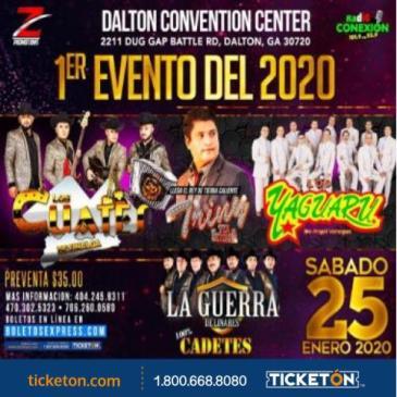 CANCELADO 1ER EVENTO DEL 2020: Main Image