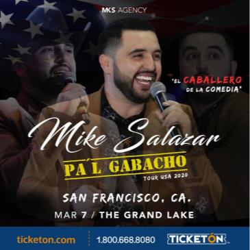 MIKE SALAZAR EN SAN FRANCISCO (Oakland)