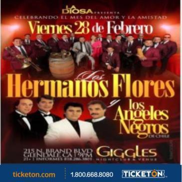 LOS HERMANOS FLORES