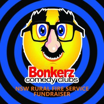 BonkerZ Rural Fire Service Comedy Fundraiser: Main Image
