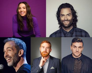 Comedy Chaos: Whitney Cummings, Chris D'Elia, Bryan Callen: Main Image