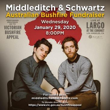 Middleditch & Schwartz - Australian Bushfire Fundraiser-img