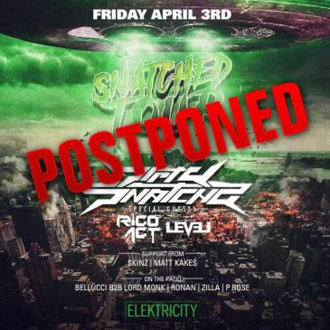 DIRTYSNATCHA W/ RICO ACT - POSTPONED: Main Image