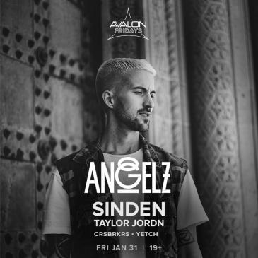 ANGELZ, SINDEN, TAYLOR JORDN: Main Image