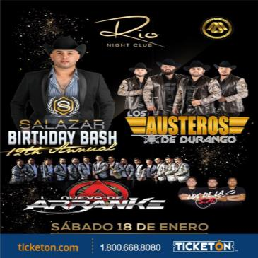 JR SALAZAR BIRTHDAY BASH