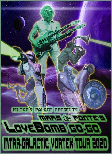 LoveBomb Go-Go: