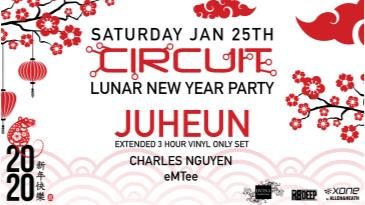CIRCUIT - Lunar New Year Party: Main Image