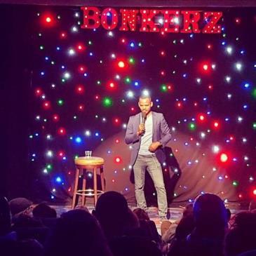 BonkerZ Featured Artist Comedy Clubs Australia: