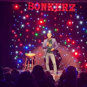 BonkerZ Comedy Clubs Australia T-Shirt Night-img