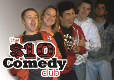 BonkerZ Presents The $10 Dollar Comedy Club 2 for 1 Seats: Main Image