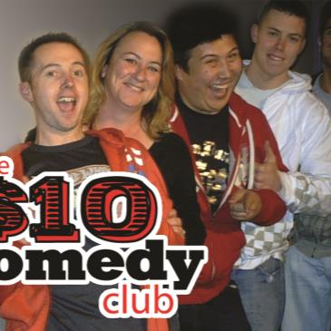 BonkerZ Presents The $10 Dollar Comedy Club 2 for 1 Seats-img