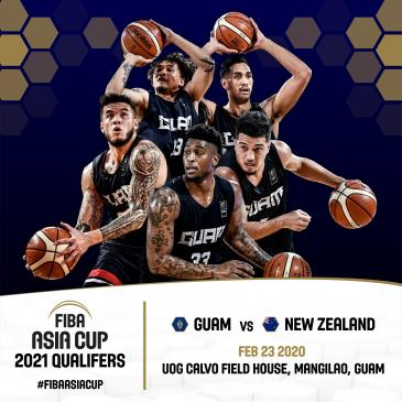 GUAM VS NEW ZEALAND | FIBA ASIA CUP QUALIFIER-img