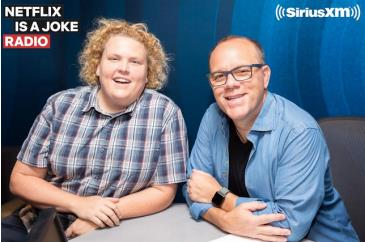 Tom Papa and Fortune Feimster -  What A Joke: Main Image