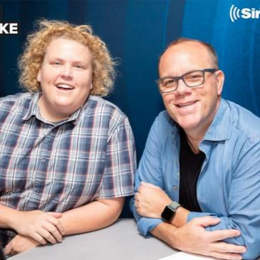 Tom Papa and Fortune Feimster -  What A Joke-img