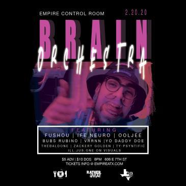 Rather Unique Presents: Brain Orchestra: Main Image