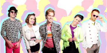 Neon Velvet: Main Image